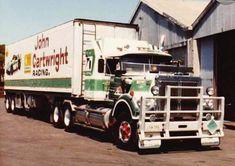 Big Rig Trucks, Semi Trucks, Western Star Trucks, White Truck, Vintage Trucks, Rigs, Trailers, Album, Vehicles