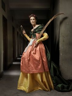 "Erwin Olaf ""Tribute to spanish art"" ""Apolonia"""