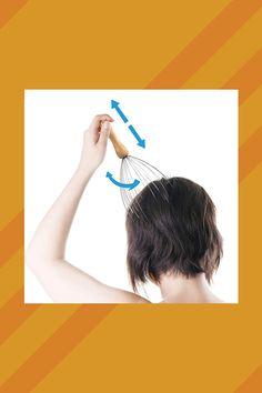 #Stress lindern, #Massage genießen, #entspannen. Alles geht mit diesem #Kopfkrauler! Die Wirkung wird in dem Artikel besprochen.