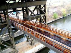 The Marsupial Bridge - location idea