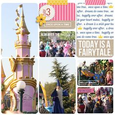 parade at DLP Everything from Project Mouse by Britt-ish Designs and Sahlin Studio: PM (Princess Edition): Bundle no.5 PM Photo Overlays: Magic - part of the new PM2 Bundle PM (Days): Bits - Day 3 seal