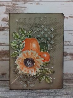 Stampin Up - Painted Harvest Halloween Cards, Fall Halloween, Fall Cards, Holiday Cards, Sunflower Cards, Burlap Background, Stamping Up Cards, Thanksgiving Cards, Autumn Theme