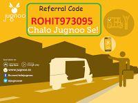 Jugnoo Referral Code