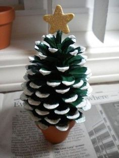 Top 40 Christmas Art And Craft Ideas For The Kids Christmas Celebrations . - Top 40 Christmas Art And Craft Ideas For The Kids Christmas Celebrations knitting - Christmas Activities, Christmas Crafts For Kids, Christmas Projects, All Things Christmas, Holiday Crafts, Handmade Christmas, Christmas Ideas, Xmas Crafts To Sell, Christmas Crafts To Sell Bazaars