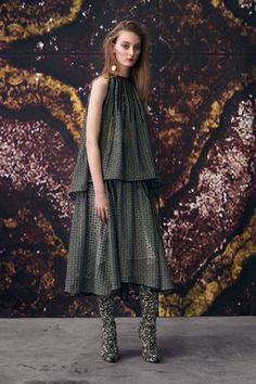 Maticevski Spring 2018 Ready-to-Wear Fashion Show Collection