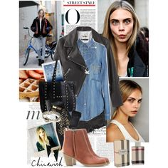 """""""Miss Delevingne"""" by bittersweet89 on Polyvore"""