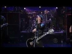 East Jesus Nowhere - Green Day on Letterman- Wow they are awesome live