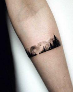 1001 + dessins originaux de tatouage montagne