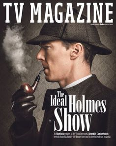 The Sun's TV Magazine (December The Sherlock BBC fourth pre-season special, Sherlock: The Abominable Bride, premiering January 2016 on BBC and PBS, starring Benedict Cumberbatch as Sherlock Holmes. Benedict Cumberbatch, Benedict Sherlock, Sherlock Holmes, Sherlock Pipe, Una Stubbs, Louise Brealey, Benedict And Martin, Sherlolly, Stephen Hawking