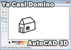 Ya casi domino el AutoCad 3D