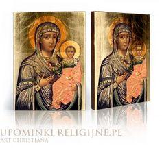 Hodogetria-Smoleńska Ikona Matki Bożej