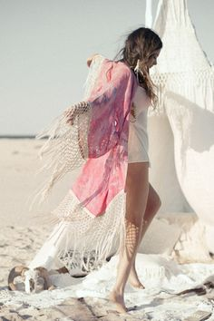 Kimonos are my thing. I love them. Everyone needs a trade mark piece.