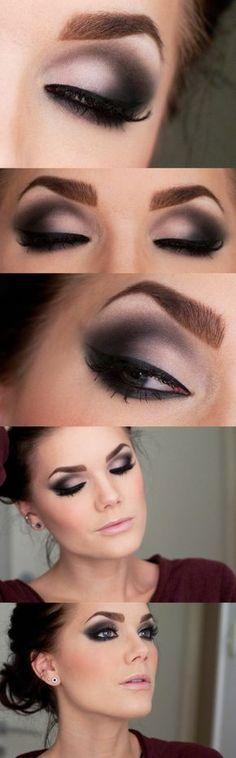 ojos-ahumados-bella-mujer-con-ojos-marrones-maquillaje-de-noche