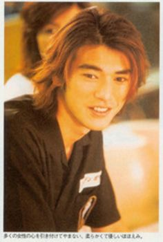 This is from a Japanese TV drama 'Golden Bowling Ball' acting as Shu AKUTAGAWA, who would get fallen in love with a married woman, his bowling partner. House Of Flying Daggers, Asian Men, Takeshi Kaneshiro, Acting Skills, Now And Then Movie, Married Woman, Actors & Actresses, Hong Kong, Amor