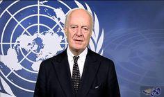 مكتب دي ميستورا يعلن عن جولة جديدة من المفاوضات السورية في جنيف تبدأ في 10 تموز المقبل