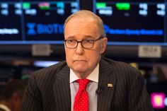 Kudlow Wants New Tax Cut for Rich, Without Vote in Congress