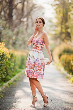 #dress #pink #sprint #pastel #inspiration #fashionblogger #style #romantic #trendy #clutch