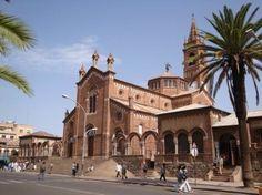 Cattedrale S. Giuseppe, Asmara