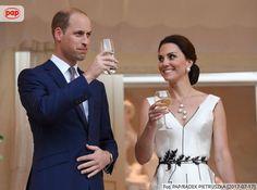 Duke and Duchess of Cambridge in Poland