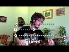 Cigar Box Guitar Lesson 3 - Amazing Grace - YouTube