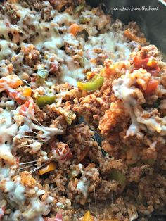 Stuffed Pepper Skillet Source by Related posts: Ground Beef Stuffed Pepper Skillet Healthy Homemade Hamburger Helper Skillet: A boxed classic has been given a heal… Taco Stuffed Shells Bell Pepper Meat Loaves One Skillet Meals, One Pot Meals, Easy Meals, Hamburger Helper, Green Pepper Recipes, Recipes With Green Peppers, Stuffed Pepper Recipes, Timmy Time, Cooking Recipes
