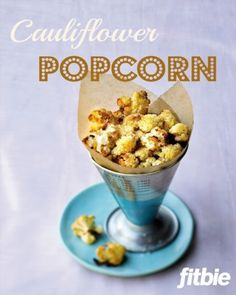 This healthier twist on everyone's favorite movie-night snack is just as delicious, if not more so, than the real deal -- we promise! Healthy Movie Snacks, Movie Night Snacks, Healthy Options, Healthy Recipes, Healthy Foods, Clean Eating, Healthy Eating, Diy Snacks, Eat To Live