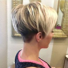 25 ideas for short pixie hairstyles for women Trend bob hairstyles 2019 Blonde Pixie Haircut, Short Blonde Pixie, Short Pixie Haircuts, Short Hair Cuts, Short Hair Styles, Blonde Pixie Hairstyles, Short Hair Long Bangs, Blonde Hair, Curly Pixie