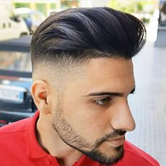 Long Tapered Hair Mens - Long Tapered Hair Mens , 49 Cool Short Hairstyles Haircuts for Men Best Fade Haircuts, Cool Short Hairstyles, Undercut Hairstyles, Haircuts For Men, Male Hairstyles, Hairstyles 2018, Fade Haircut Designs, Fade Haircut Styles, High Fade Haircut