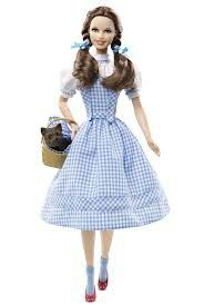 Barbie collector The wizard of oz Dorothy Barbie doll & Toto