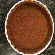 """Holiday Ginger Snap Crust I """"This is a tasty and flavorful twist to a regular graham cracker pie crust, and is great for the holidays. Tastes really good with cheesecake, especially pumpkin or sweet potato cheesecake."""""""