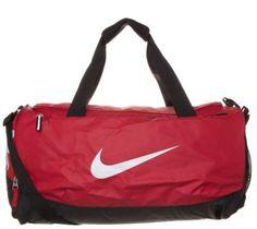 Nike Performance Bolsa De Deporte Red Black White bolsas de deporte white  red Performance Nike deporte a0275181c4c70
