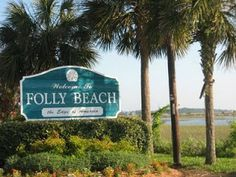 "Folly Beach, South Carolina: ""The Edge of America"" 