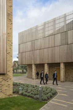 Gallery - City of London Freemen's School / Hawkins\Brown - 4