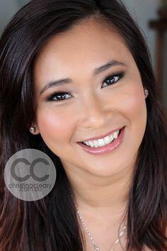 Image result for natural asian wedding makeup