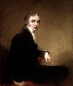 Thomas Lawrence · Autoritratto · 1788 · DAM · Denver