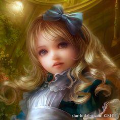 Dear Alice ディア アリス|Gallery|LittleBit SHU Official Web Site