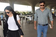 Karisma Kapoor has been often spotted with businessman Sandeep Toshniwal in social circuits. The duo has also been celebrating important functions and celebrations in the town as one unit. Toshniwal, who Karisma is allegedly dating, is a part of major parties thrown by Kareena Kapoor Khan and Saif Ali Khan. Latest Movie Reviews, Saif Ali Khan, Karisma Kapoor, Kareena Kapoor Khan, Circuits, Allegedly, Celebrations, Bollywood, Dating