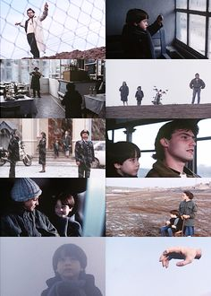 Landscape in the Mist - Theodoros Angelopoulos Landscape In The Mist, Best Cinematography, Title Sequence, Love Movie, Film Stills, Movie Quotes, Mists, Identity, How To Memorize Things