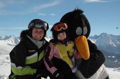 #Kinder #Skikurse am #Venet