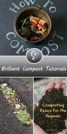 9 Brilliant Compost Tutorials