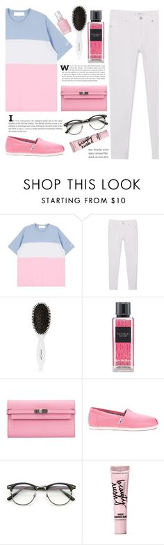 """Untitled #152"" by ghdesigns-official ❤ liked on Polyvore featuring MANGO, Leonor Greyl, Victoria's Secret, Hermès, Beauty Rush, Essie and roadtrip"