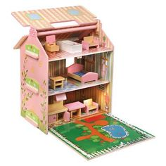 idea for building the dollhouse furniture.