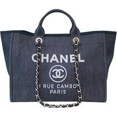 Rachel Bilson wearing Chanel Deauville Bag.