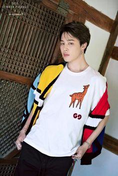 Jimin ~ 2019 Summer Package in Korea Bts Jimin, Bts Bangtan Boy, Jhope, Park Ji Min, Foto Bts, Bts Photo, K Pop, Seokjin, Hoseok