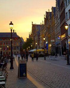Antwerp - beautiful days endless nights...