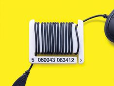 Barcode Cable Winder