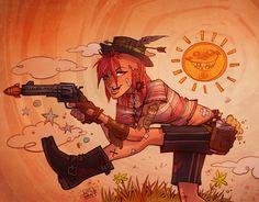 Tank Girl Sunshine by blitzcadet on DeviantArt