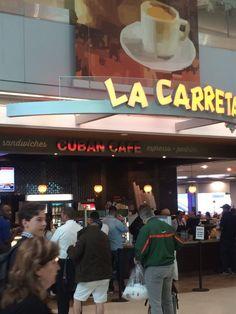 First stop....MIA....love Cuban food smh...