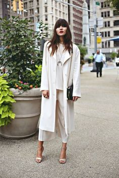 Dkny White Perfect Taylor Pantsuit # #Natalie Off Duty #Summer/Pre Fall Trends #It-Girl #Best Of Summer/Pre Fall Apparel #DKNY #Pantsuit Taylor #Taylor Pantsuits #Taylor Pantsuit White #Taylor Pantsuit DKNY #Taylor Pantsuit perfect #Taylor Pantsuit Outfit #Taylor Pantsuit 2014 #Taylor Pantsuit Apparel #Taylor Pantsuit How To Wear