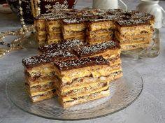 RASKOŠNE OBLANDE, NEŠTO KAO IZMEDJU TORTE I KOLAČA. – Recepti za svaku priliku….
